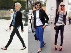 """Parisienne """"tris"""" chic!"""