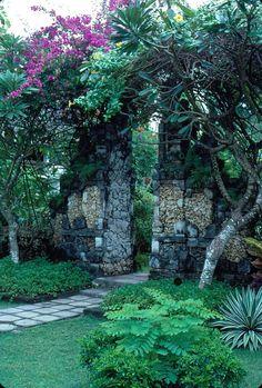 Made Wijaya Bali Hyatt Tropical GardensTropical LandscapingGarden LandscapingLandscaping IdeasChinese