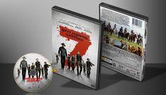 Sete Homens E Um Destino - Capa   VITRINE - Galeria De Capas - Designer Covers Custom   Capas & Labels Customizados