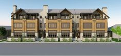 Element is a community of new homes in Lake Oswego OR from Portland OR home builder J. Smith Homes. Townhouse Designs, Lake Oswego, Home Builders, Portland, New Homes, Mansions, House Styles, Home Decor, Decoration Home