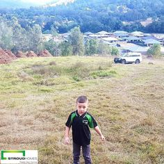 Stroud Homes Brisbane South had some help with a recent site evaluation in Canungra Rise, QLD. Message us for a free site evaluation on your block of land today! #stroudhomes #feelslikehome #blackandwhitequotes #siteevaluation