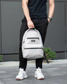 Backpack custom backpack 101 leather straps custom laptop bag lightweight canvas knapsack