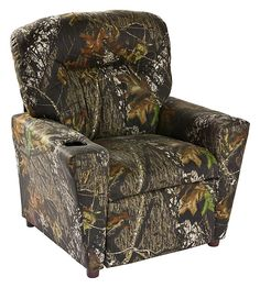 Not pink!  Camo Recliners for Toddlers | Bass Pro Shops