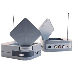 Leapfrog By Terk Wavemaster 30 2.4ghz A And V Distribution System With Remote Control Extender
