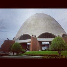 Baha'i House of Worship in Panama City