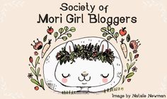 Love this lovely little mushroom's blog- she's so down to the Earth and so inspiring. :3
