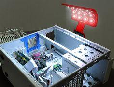 Flexible Battery Powered LED Lighting System