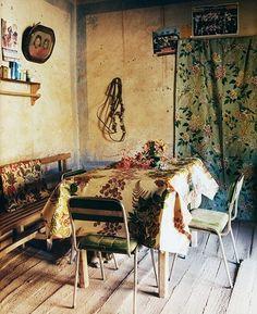 Bohemian Farmhouse style: Ricardo Labougle