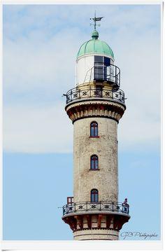 Leuchtturm Warnemünde -