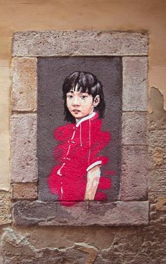 """Street art by Ernest ZacharevicBorn 1986 in Lithuania, Ernest """"ZACH"""" Zacharevic…"""