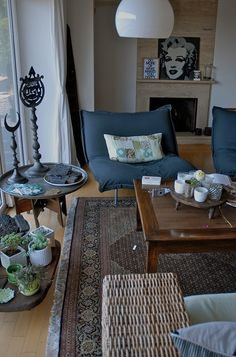 Sitting area by moline, via Flickr