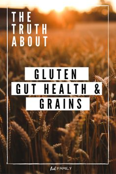 Gluten-free and grain-free diets have become very popular, especially for gut health. Discover everything you need to know about gluten, grains and your gut. Brain Health, Gut Health, Health And Wellness, Paleo Diet, Ketogenic Diet, What Is Gluten, Bone And Joint, Abdominal Pain, How To Double A Recipe