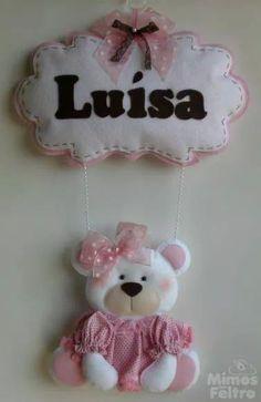 Enfeite Luisa