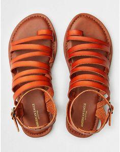 0ccbc7fbc Aeo AEO Toe Ring Ankle Wrap Sandal