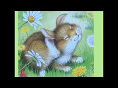 pluisje het konijn  - YouTube Youtube, Painting, Art, Preschool, Livres, Art Background, Painting Art, Kunst, Paintings