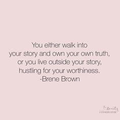 Inspirational Quotes | Brené Brown| Motivation Quotes | Words of Wisdom