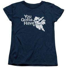 Valiant - You Gotta Have Faith Short Sleeve Women's Tee