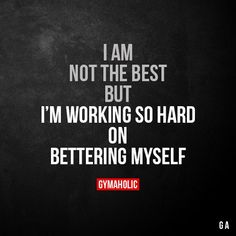 I'm Not The Best  #fitness #motivation #workout