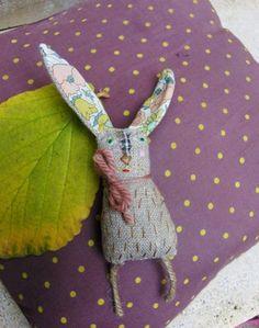 sweet little bunny by Alex Faulkiner