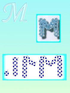 Šitá písmenka - M