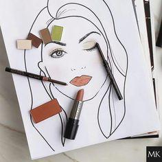 ¡Hoy te proponemos el Look Súper Natural, inspirado en los colores de la naturaleza en otoño! ¡Te encantará!   *El truco para este look está en realizar un movimiento parecido al de un limpiaparabrisas para mezclar bien las sombras.*