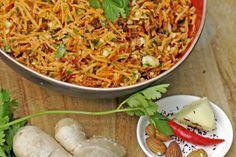 Marokkaanse wortelsalade | www.keukenrevolutie.be