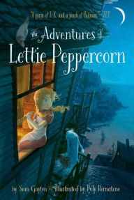 Lettie Peppercorn cannot go outside. Ma told her so right before Ma disappeared forever. So Lettie's house is on stilts, and she is stuck with only the wind and a pigeon for a friend. Nothing exciting has ever happened to her—until the night a strange merchant appears.He claims to be an alchemist—the greatest that ever lived...and he knows where Lettie's Ma is.