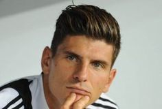 Fußballer Frisuren: Mario Gomez   Trend Haare