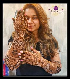 For mehndi order bookings and classes contact Bridal Mehndi, Henna Patterns, Hand Designs, Fashion, Moda, Fashion Styles, Fashion Illustrations