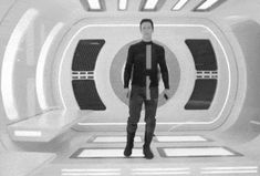 Animated gif of Benedict Cumberbatch getting down in the brig! I love behind-the-scenes! LOL!
