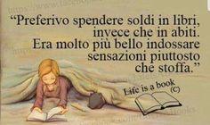 Tutto un altro mondo nei libri..