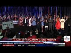 WATCH - Trump's Brilliant Victory Speech Shows Why He'll Be an AMAZING President