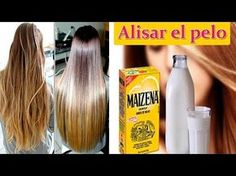 Natural Smooth Hair With Cornstarch 🌽 Straight Hair No Heat works 🔥 Bessy Dressy Diy Hairstyles, Straight Hairstyles, Natural Hair Care, Natural Hair Styles, Beauty Secrets, Beauty Hacks, Beauty Treats, Smooth Hair, Natural Cosmetics