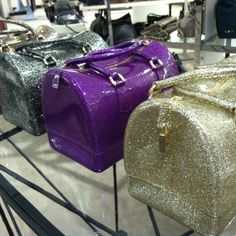 Glittery Furla bags at Nordstrom.
