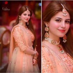 Ideas Makeup Dark Style Eyebrows For 2019 Pakistani Wedding Outfits, Bridal Outfits, Pakistani Dresses, Punjabi Wedding, Indian Dresses, Desi Wedding, Wedding Wear, Wedding Attire, Desi Bride