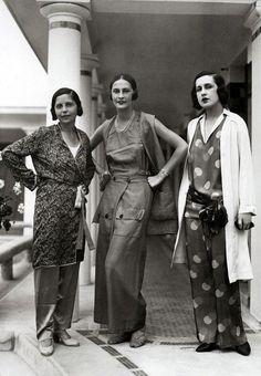 1929. Schiaparelli Fashions by Elsa Schiaparelli