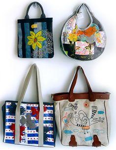 bolsas maria lixo - Pesquisa Google