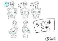 腕組みメモ|Memo