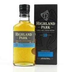 Highland Park 10 yrs, 81/100pts//JL Nose: 20 Taste: 21 Finish: 20 Balance: 20