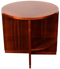 Side Table By Louis Majorelle (1950)
