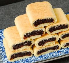 Cooking Blog: Homemade Fig Newtons