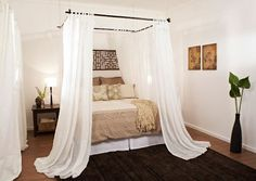 Exceptional Canopy Beds Good Ideas