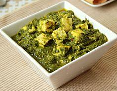 Palak Paneer Recipe By Chef Shireen Anwar Paneer Recipes, Indian Food Recipes, Soup Recipes, Vegetarian Recipes, Cooking Recipes, Ethnic Recipes, What's Cooking, Healthy Cooking, Healthy Food