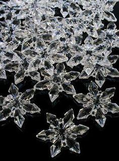 2 Bags (14oz) Acrylic Snowflakes for Winter Weddings, Holiday Party Favors or Christmas Decorating Confetti,http://www.amazon.com/dp/B005MRQSWA/ref=cm_sw_r_pi_dp_yjkYsb0VX68RHEKJ