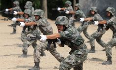 China's leader is telling the People's Liberation Army to prepare for war - THE WEEK #China, #War, #Army
