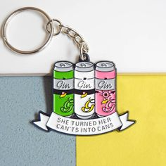 Funny Motivational Gin Keyring by Of Life & Lemons, the perfect gift for Explore more unique gifts in our curated marketplace. Gifts For Mum, Sister Gifts, Gifts For Friends, Best Friends, Gin Gifts, Gin Lovers, Motivational Gifts, Friendship Gifts, Gin Festival