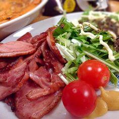 コリアンの義弟が作ってくれたw ちなみにチヂミのキムチは義弟のオンマの作w - 6件のもぐもぐ - 海鮮チヂミ、アヒルと水菜のサラダ by ryurensuzuQ5p