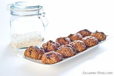Quinoa Chocolate Chip cookies - gluten-free and low FODMAP recipe