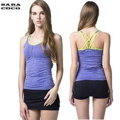 Women's Fitness Yoga Top Shirt