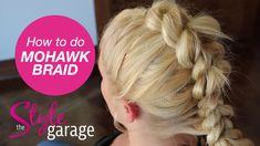 Mohawk Pull-Through Braid Tutorial